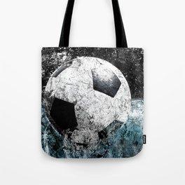 Modern soccer version 1 Tote Bag