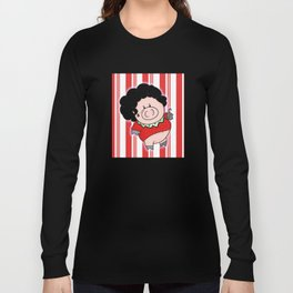 Candy Canes and Ugly Christmas Sweaters Long Sleeve T-shirt