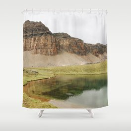 Helen I'm Here Shower Curtain