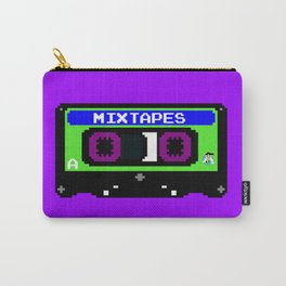 RapsMyInitials Mixtapes Carry-All Pouch