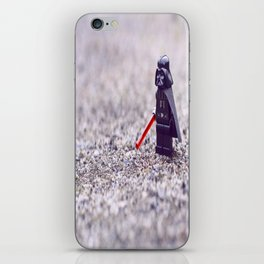 Darth lego Vader iPhone Skin