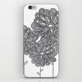 Hello Spring! - Flowers iPhone Skin