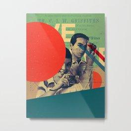NipponFilter Metal Print