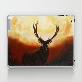 King of the forest Laptop & iPad Skin
