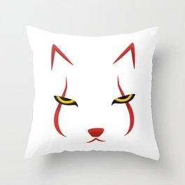 Kittywise Throw Pillow