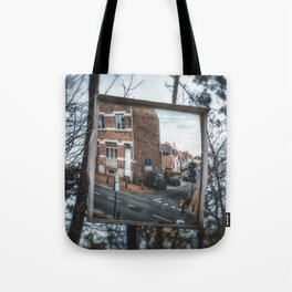 Mirrorcity Tote Bag