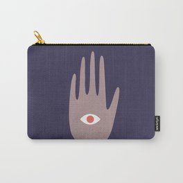 hamsa IV Carry-All Pouch