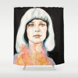 Il pianto dell'universo Shower Curtain