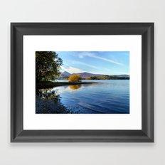 Derwent Water Framed Art Print
