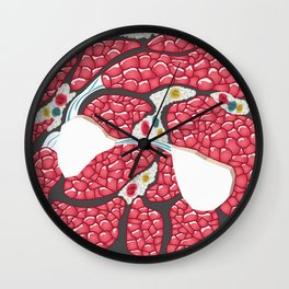 Gross (anatomy) Sushi Wall Clock