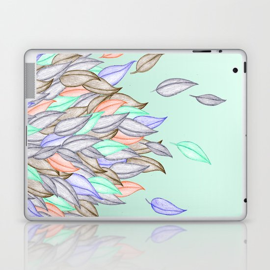 CRAYON LOVE  - A Different Nature Laptop & iPad Skin