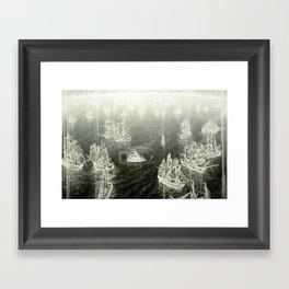 """""""Fog Bank"""" Framed Art Print"""