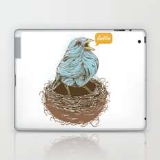 Twisty Bird Laptop & iPad Skin