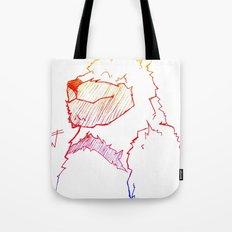 Bear Color Tote Bag