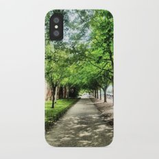 Path of Light iPhone X Slim Case