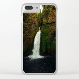 We Will Always Remember Clear iPhone Case