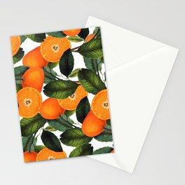 The Forbidden Orange #society6 #decor #buyart Stationery Cards