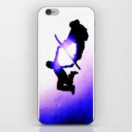 Free Fall II iPhone Skin