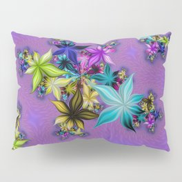A FLOWERY MEADOW Pillow Sham
