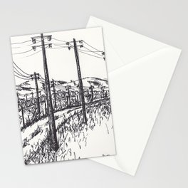Our world Stationery Cards