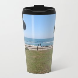 Malibu Beach Travel Mug