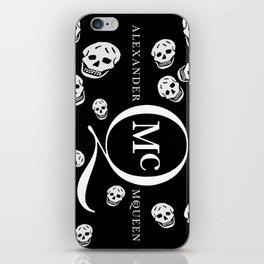God Save ALEXANDER McQueen iPhone Skin