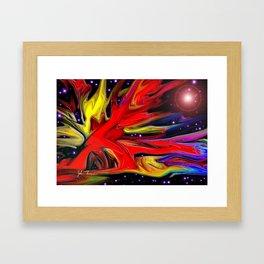 Cosmic Beauty 2 Framed Art Print