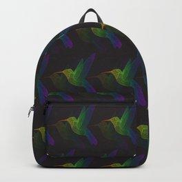 Rainbow Hummingbird Backpack