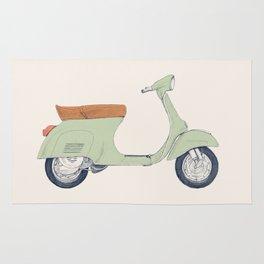 Italian Moto Rug