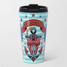 Rockabilly Style No.1 Travel Mug