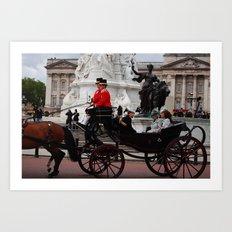 The Royal Family Art Print
