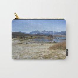 Mono Lake Tufa, No. 4 Carry-All Pouch