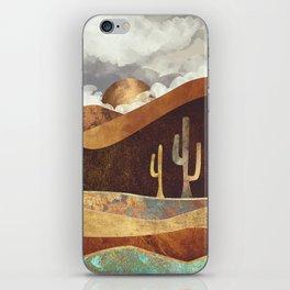 Patina Desert iPhone Skin