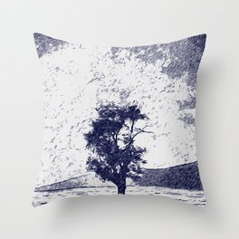Nature Whispers Throw Pillow