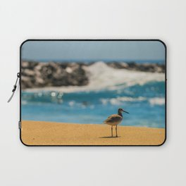 Wedge Sandpiper Laptop Sleeve