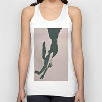 alice Tank Tops featuring Alice by Jane Lacey Smith
