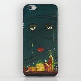 Gatsby iPhone Skin