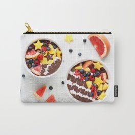 Acai smoothie bowls Carry-All Pouch