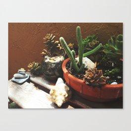 Garden Life Canvas Print