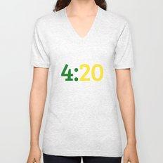 Oakland 420 Unisex V-Neck