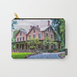 Rutherford B. Hayes Home Carry-All Pouch