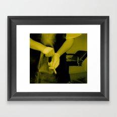 Elective Surgery Framed Art Print