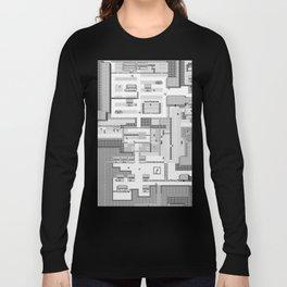 Gamers Have Hearts - Classic Safari Long Sleeve T-shirt