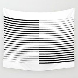 Parallel lines #01 Wall Tapestry