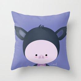 Flush Throw Pillow