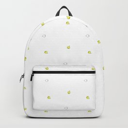 Quince Pattern Backpack