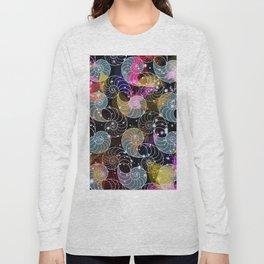 C13D Seashell Sparkle Long Sleeve T-shirt