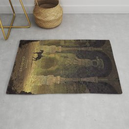 Shadow of the Colossus - The Forbidden Lands Rug