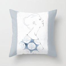 Delia Throw Pillow
