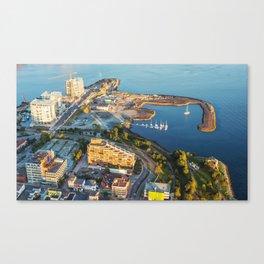 King's Wharf Canvas Print